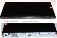 Panasonic  DVD-S53
