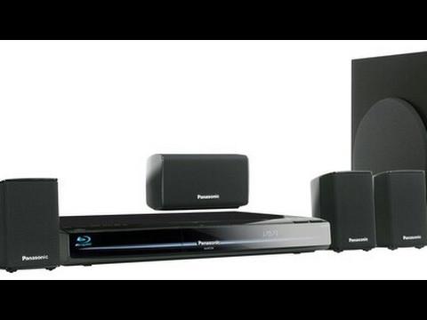 Panasonic SA-BT230 Full Set