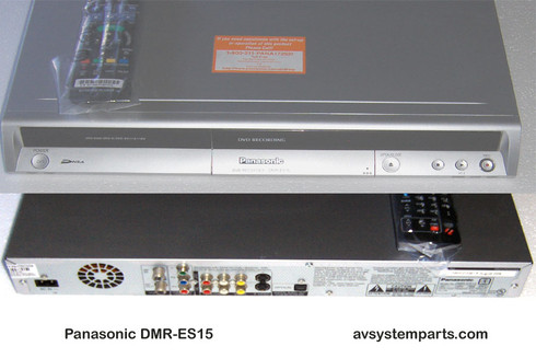 Panasonic DMR-ES15 DVD Recorder Player