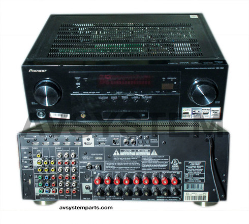 Pioneer VSX-102-K1 3D 7.1Ch Receiver