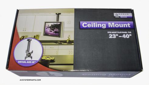Sanus Visionmount MC1A-B1 Celling Mount TV
