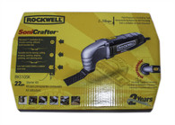 Rockwell SoniCrafter RK5105K 22pc Starter Kit
