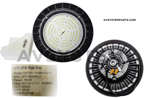 150Watt LED High Bay Lighting UFO150W5K-1