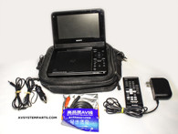 Sony DVP-FX730 Portable DVD Player