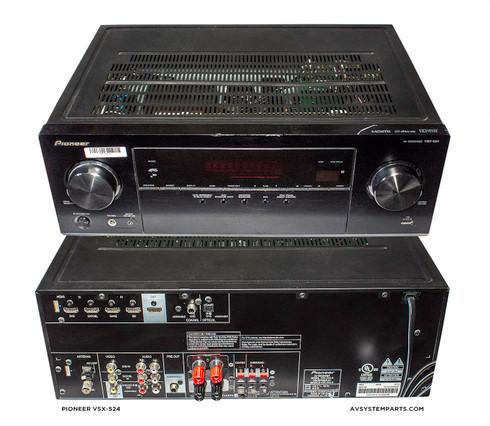 Pioneer VSX-524-k 840W Digital Receiver