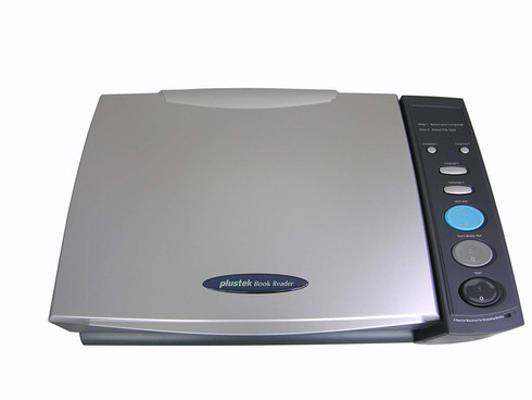 Plustek V100 Bookreader A4 Colour Scanner B66-BBE21-A
