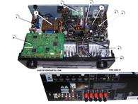 Pioneer VSX-822-k Parts