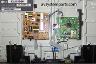TV LG 42LB5800 Parts