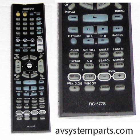 Onkyo RC-577S Remote Control