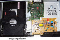 Samsung DVD-C500 parts.