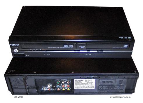 Toshiba SD-V296 DVD Player/VCR Combo Player
