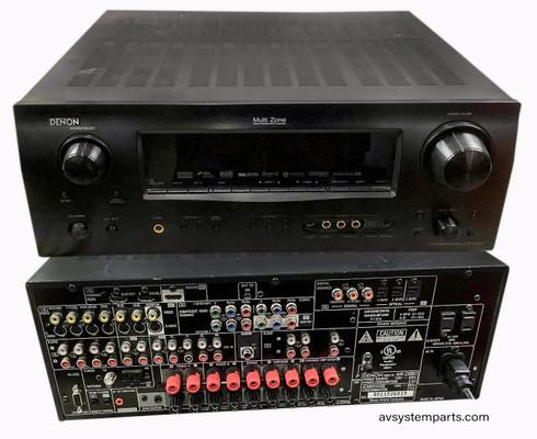 Denon AVR-2308CI 135w x 7.1-Channel HDMi Digital A/V Home Theater Receive