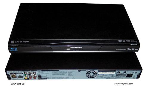 Panasonic DMP-BD605 Blur Ray Player