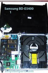 Samsung BD-E5400 Parts:BD-P8S,AK94-00617A,AK94-00616A,AK63-00942A