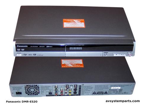 Panasonic DMR-ES20 DVD Recorder NTSC, PAL