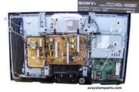 Sony KDL-40XBR7 Parts:ssb400w20s01,1-876-447-12,1-877-271-12,1-877-601-11,1-877-616-11