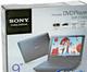 "Sony DVP-FX980 9"" LCD Portable CD/DVD/Player,"