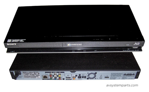 Sony BDP-S570 3D Blu-ray/DVD WiFi Network Player