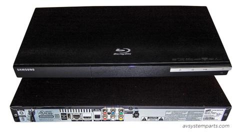Samsung BD-C5500/XAA 3D Blu-ray/DVD WiFi Network Player