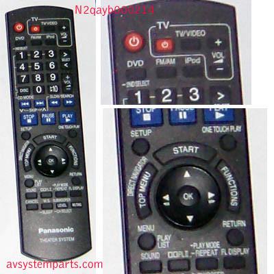 Panasonic N2QAYB000214