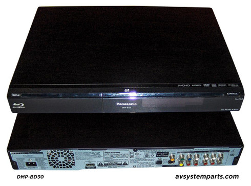 Panasonic DMP-BD30K 1080p Blu-Ray Disc Player 5.1Ch Surround Sound
