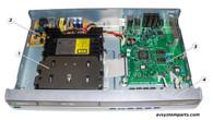 LiteON LVW-5001A Parts:DDW-401s,Std-D110 ,693345001A204