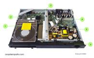 Samsung HT-C6500 parts