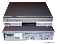 Panasonic PV-D4733S - DVD/VCR Combo Player