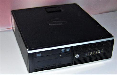 HP 6005 Pro SFF Computer AMD Athlon X2 3.2GHz 4GB DDR3 160GB HDD