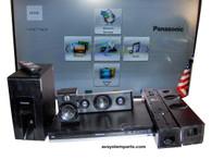 Panasonic SA BTT466 Blu-ray Disc Home Theater System