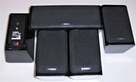 Yamaha NS-c40,NS-B40 Receiver Speakers 5x100W-6 oHm