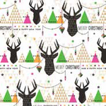 Geo Pop Stag & Tree