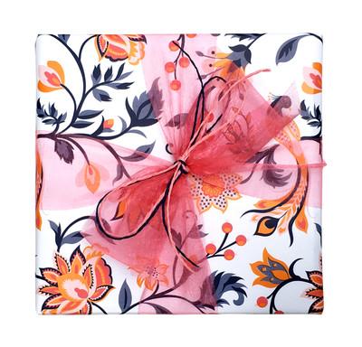 Peach Eden Floral