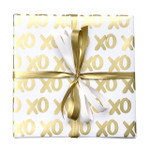 Counter Roll Gift Wrap - 80 gsm - 50m - Hugs and Kisses