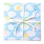 Counter Roll Gift Wrap - 80gsm - 50m - Pastel Bunny Wrap