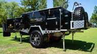 GOLDFIELDS SOVEREIGN CAMPER TRAILER