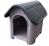 Small Plastic Dog House Kennel