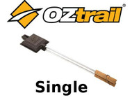 Oztrail Jaffle Iron Single