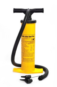 Oztrail Double Action Hand Pump Large Capacity 1M Hose EMA PUH A