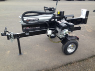 Black Diamond 30 Ton Manual Start (Pull Start) Log Splitter