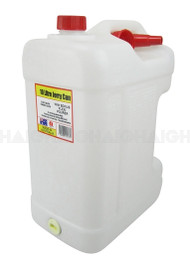WATER CONTAINER 10 LITRE - WHITE