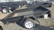 "7 X 5 Trailer 12""Sides 750kg Smooth Floor"