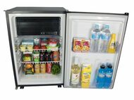 Engel ST90F (ST90F-G4-B) :: 80 Litre Upright Fridge / Freezer