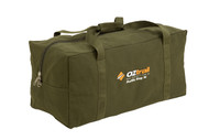 OZtrail Canvas Duffle Bag Extra Large