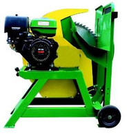 13HP Log Saw (Swing Saw), Manual Start (Pull Start)