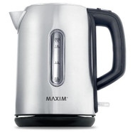 MAXIM Stainless Cordless 1.7L Kettle