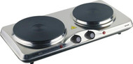 MAXIM Twin Portable Cooktop & Hotplate