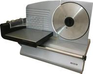 MAXIM  Electric Deli Style Food Slicer 200W