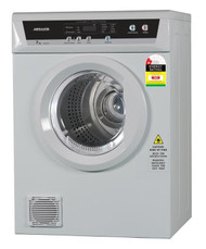 HELLER  7Kg Electronic Clothes Dryer