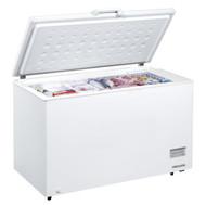 HELLER 380L Chest Freezer (with 3 Baskets) - Silver Liner